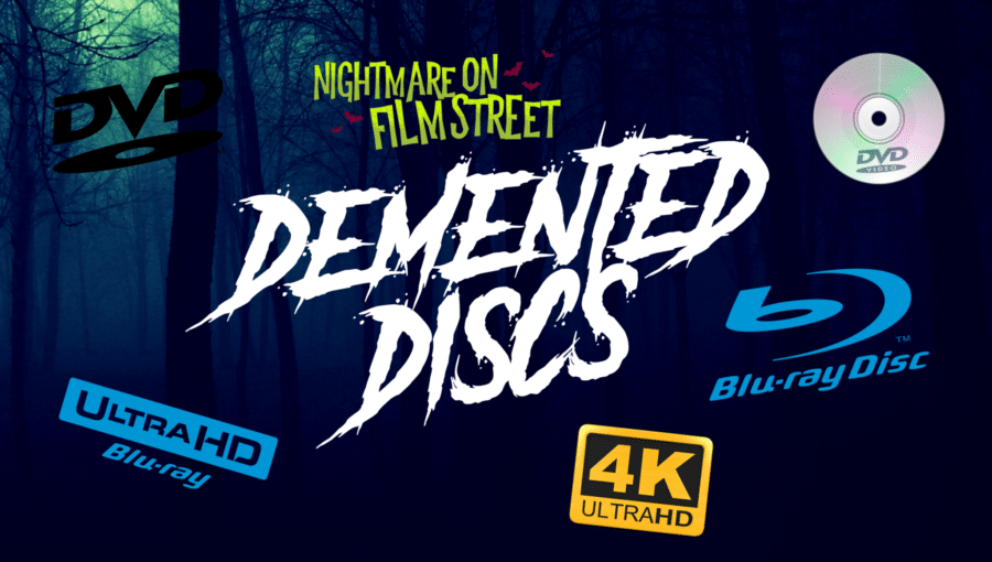 Demented Discs: Physical Horror Releases for January