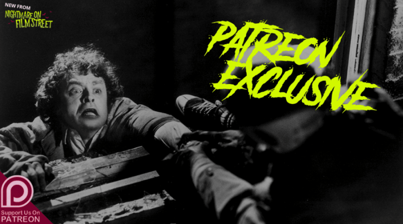nightmare on film street horror podcast wide patreon exclusive body parts