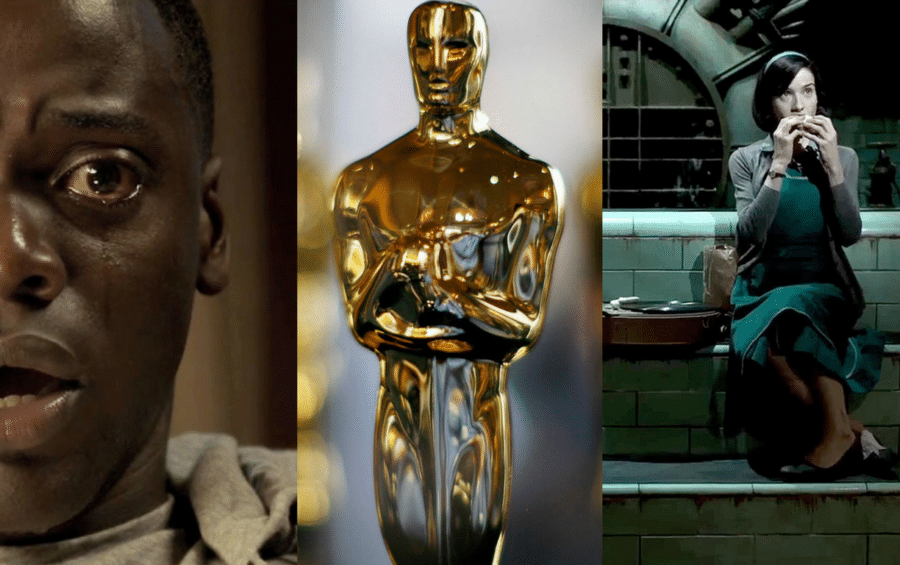 Horror at the Oscars: SHAPE OF WATER Sweeps with 13 Noms, GET OUT Nominated for Best Picture!