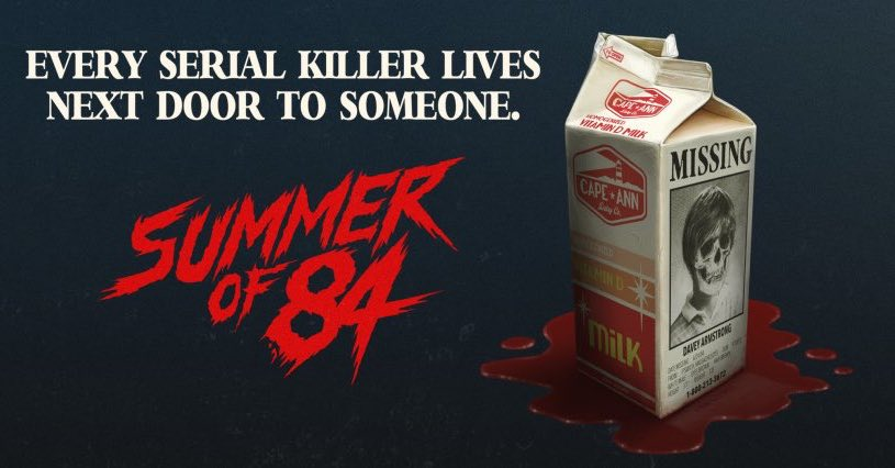 [Exclusive Interview] SUMMER OF '84 Directors Talk Serial Killers and Sundance