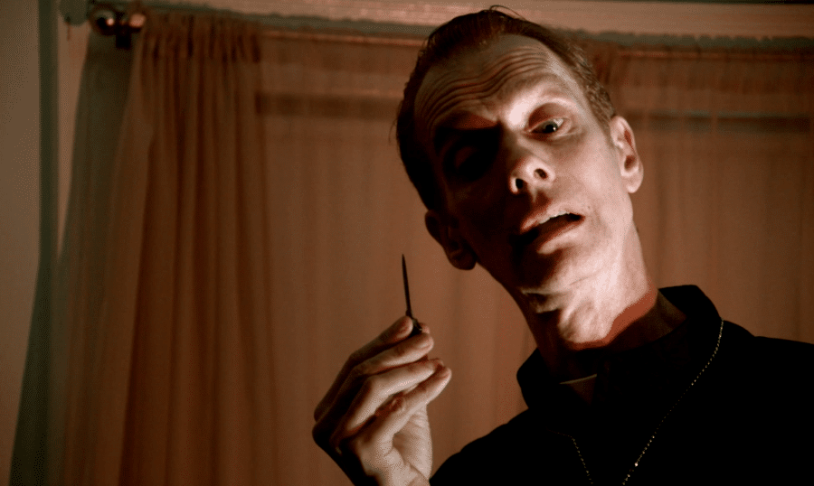 [TRAILER] Doug Jones Performs an Exorcism on HELL'S KITTY