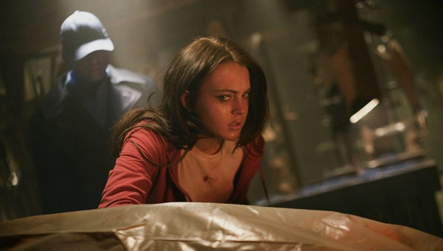 Lindsay Lohan Stars in Werewolf Horror THE SHADOW WITHIN
