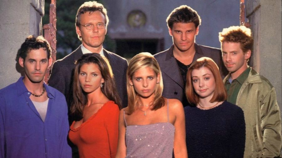 A Look Back at BUFFY THE VAMPIRE SLAYER on its 21st Anniversary