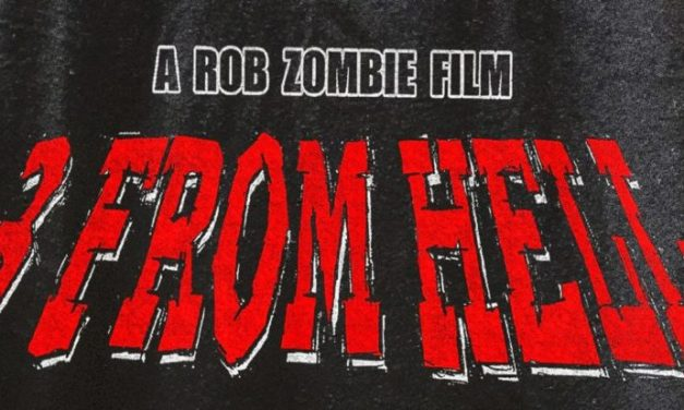 Rob Zombie's 3 FROM HELL is Complete – Expect It Before Halloween