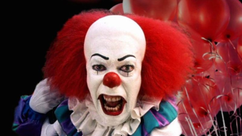 pennywise it movie 1990