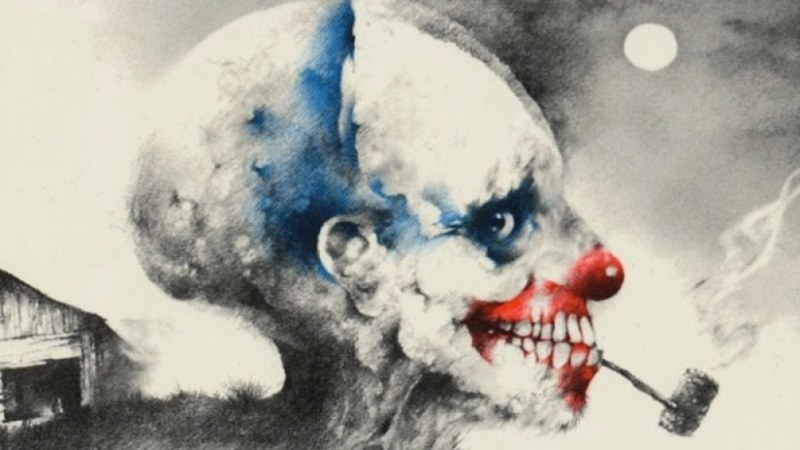 scary stories to tell in the dark clown