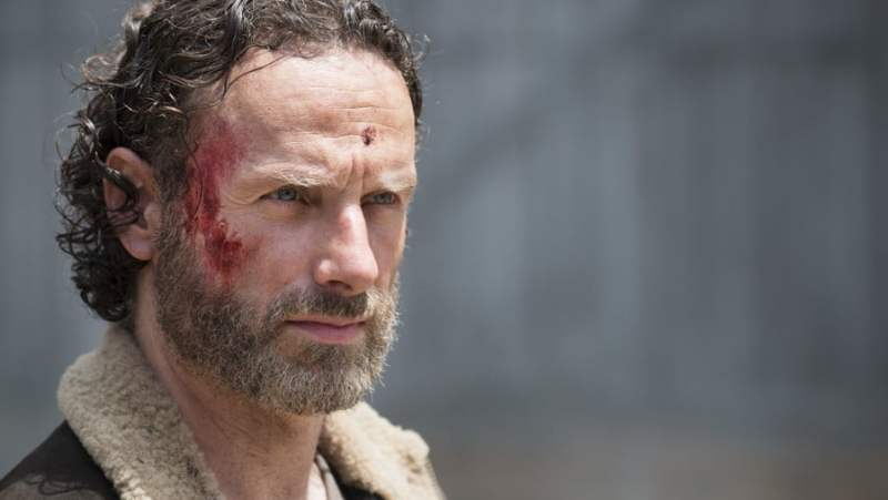 walking dead andrew lincoln rick grimes
