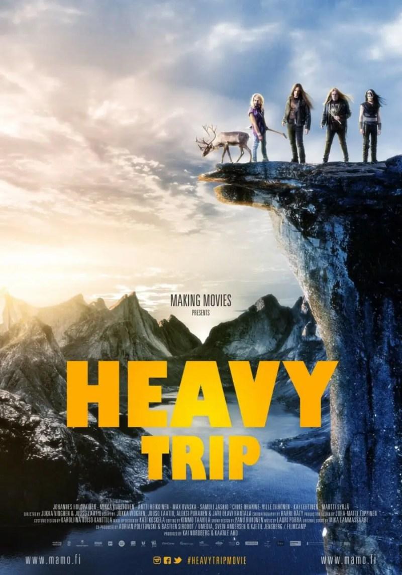 heavy trip metal movie