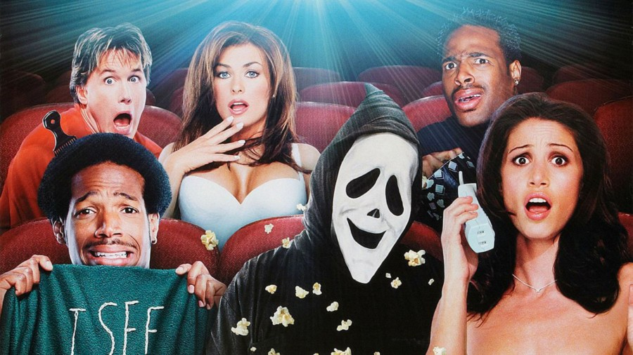 SCARY MOVIE: Flattering Imitation or Tasteless Copycat?