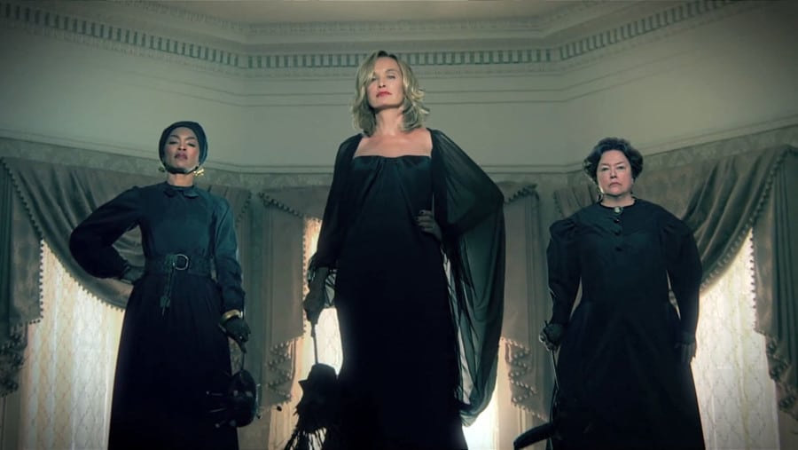 Jessica Lange Returns To AMERICAN HORROR STORY: APOCALYPSE, AHS Renewed For 2 More Season
