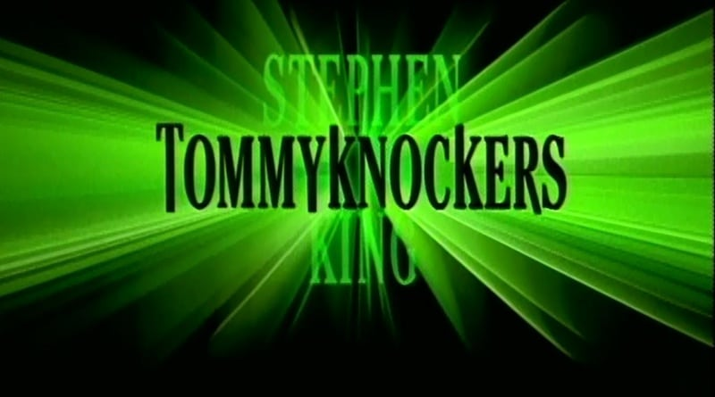 THE EXORCIST's Jeremy Slater Will Write Stephen King's TOMMYKNOCKERS!