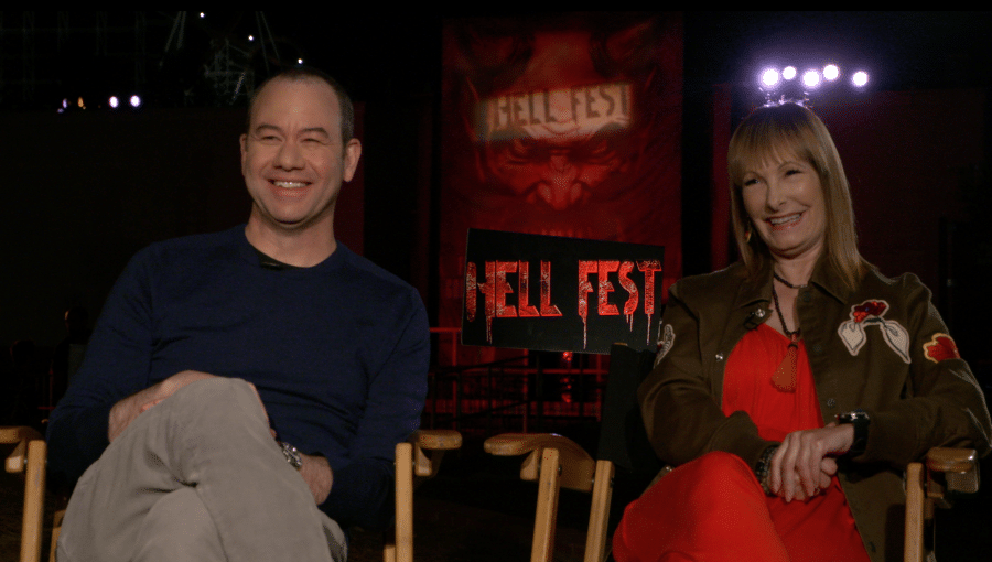 [Exclusive Interview] Director Gregory Plotkin and Producer Gale Anne Hurd Discuss The Creation of HELL FEST