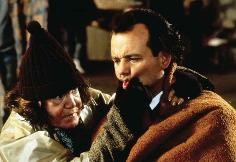 scrooged movie bill murray