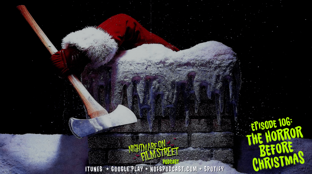 [Podcast] The HORROR Before Christmas: SILENT NIGHT, DEADLY NIGHT vs. CHRISTMAS EVIL