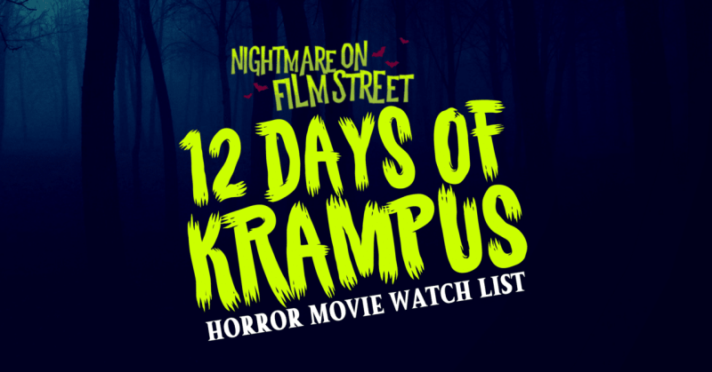 12 days of krampus christmas horror marathon