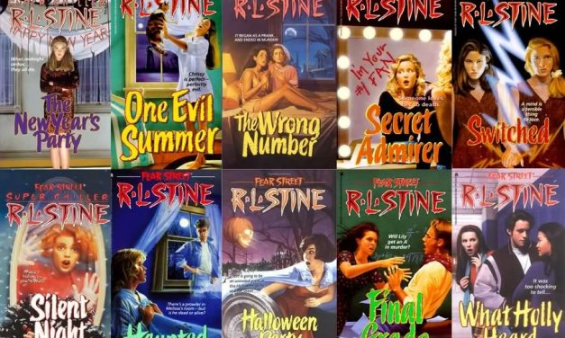 R.L Stine's FEAR STREET Trilogy Finds Second Director