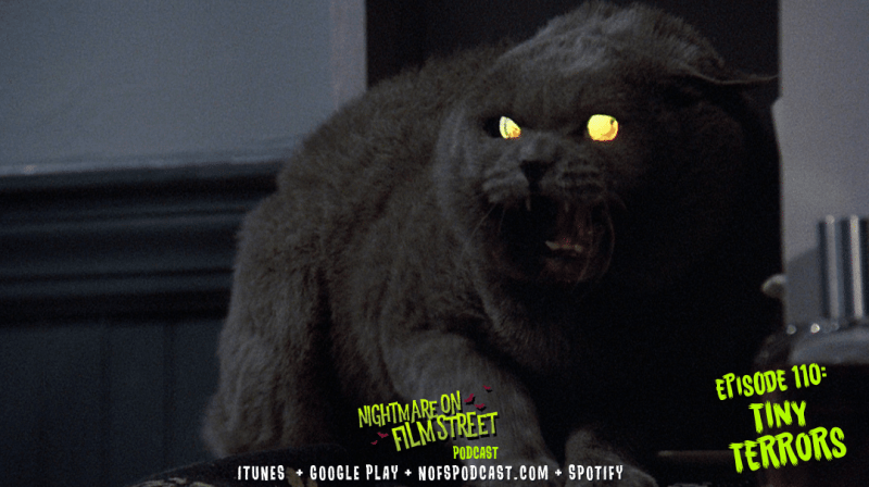 new episode of nightmare on film street horror podcast pet sematary child's play