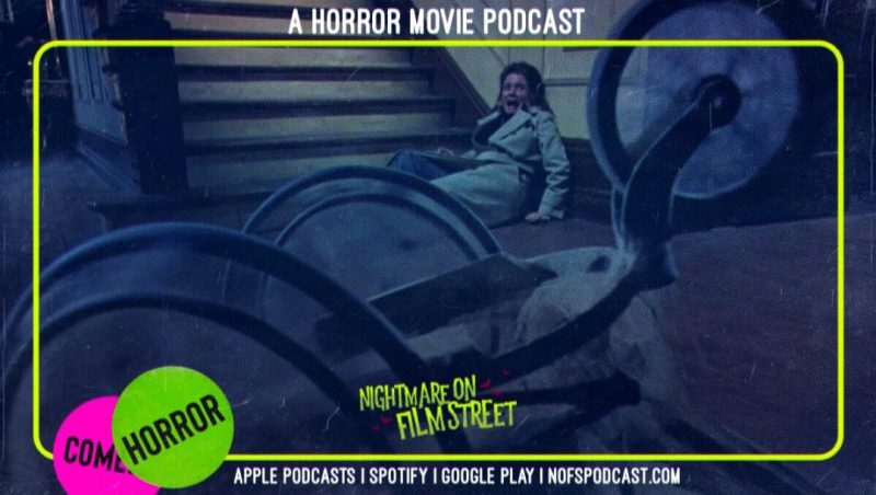 """the changeling don""""t look now horror podcast nightmare on film street"""