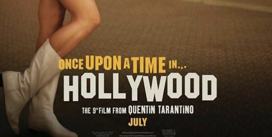 [Trailer] All Aboard The A-List Train in New ONCE UPON A TIME IN HOLLYWOOD Teaser & Posters
