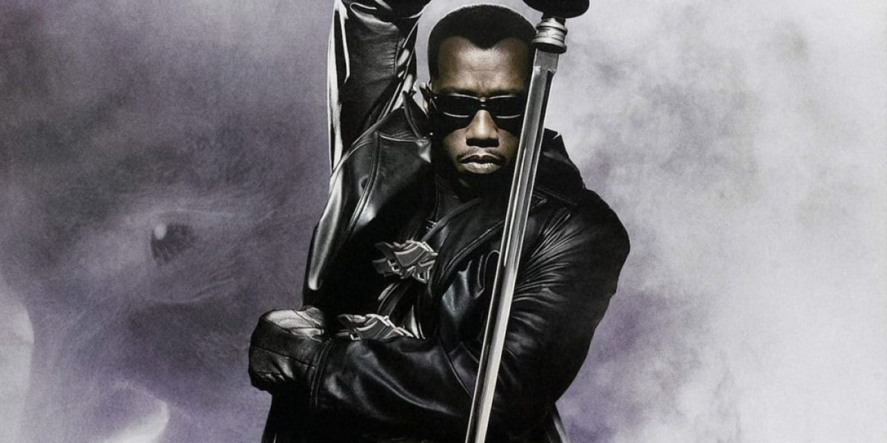 Is Marvel Planning R-Rated BLADE with Return of Wesley Snipes?