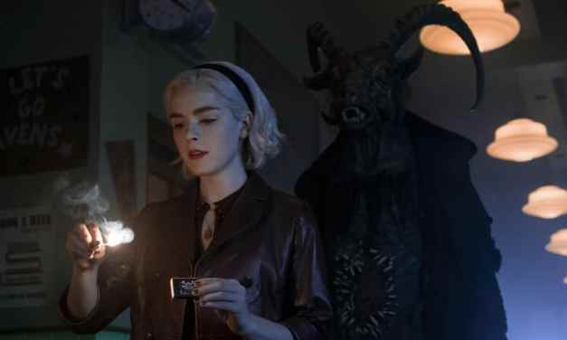 First Images From CHILLING ADVENTURES OF SABRINA Part 2 Tease Love Triangles and Dangerous Magic
