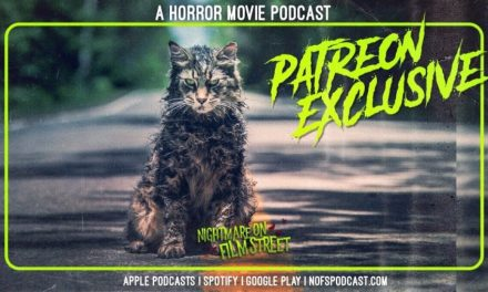 [Podcast] PET SEMATARY (2019): Drive Home From the Drive-In Review (Patreon Exclusive)