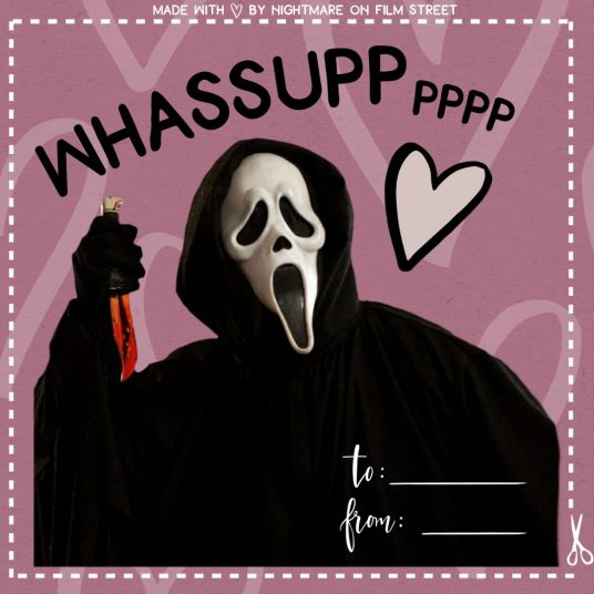 horror themed valentines printable downloadable