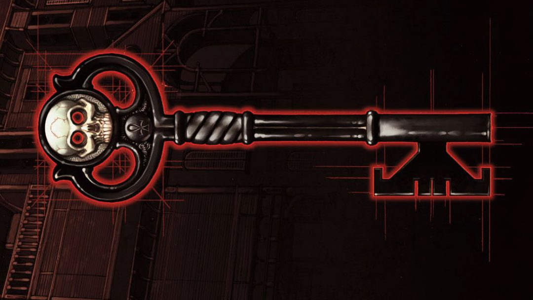 [Graphic] LOCKE & KEY, But No Escape: On the Horror of Legacy