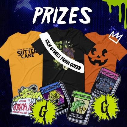 nightmare on prom street giveaway