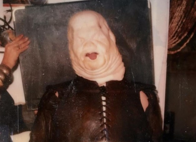 butterball makeup test 2 - nightmare on film street - making a monster