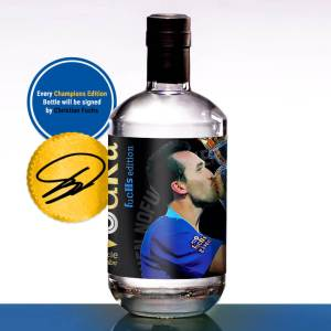 Champions Edition Vodka - Front