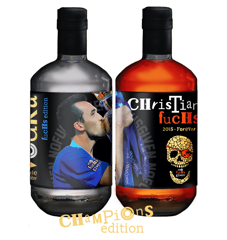 Champions Editions Rum & Vodka