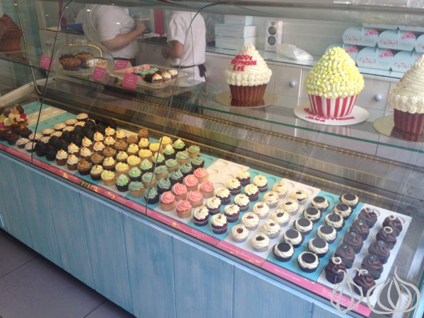 The Cupcakery: Rich In Colors And Flavors