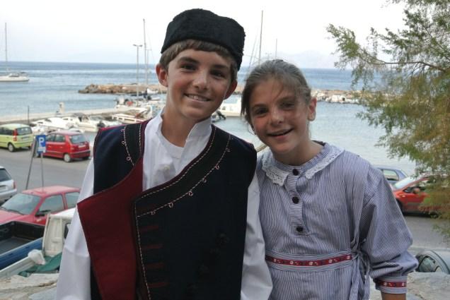 My Greek Dancers