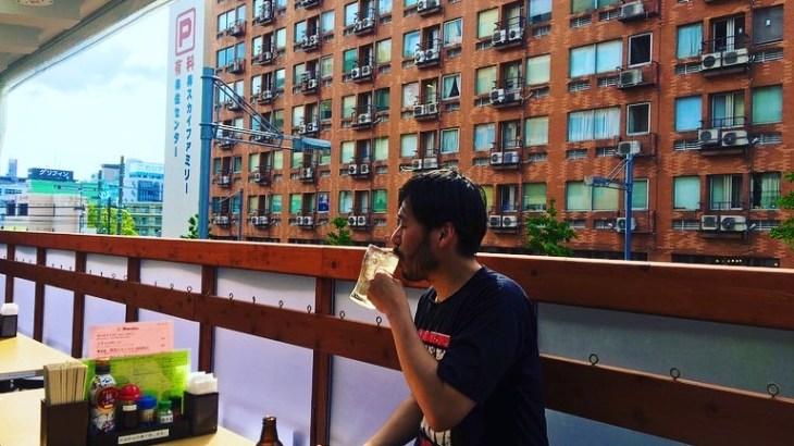 【横浜】5月5日 テラスでホッピー!「ほていちゃん横浜東口店」