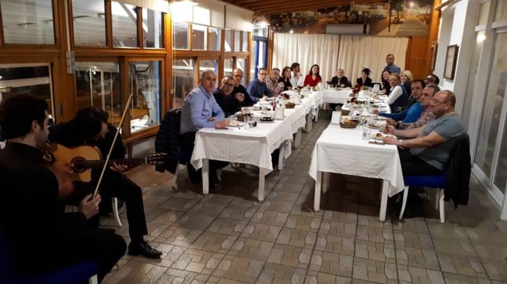 Nogier Türkiye Grup Yemeği - Çeşme Can Baba