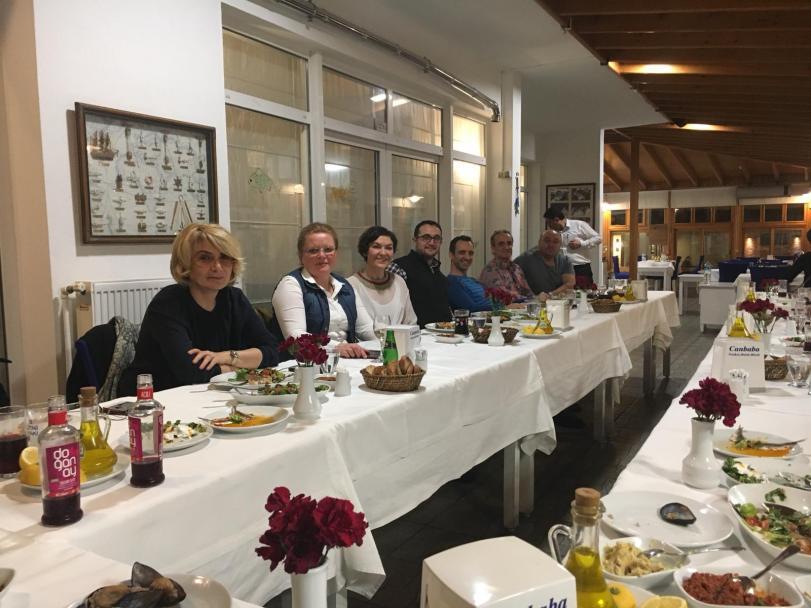 Nogier Türkiye Grup Yemeği 2