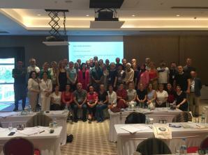 28-29 Eylül 2019 4.Modül Auriküler Terapi Uygulamaları Grup Fotoğrafı