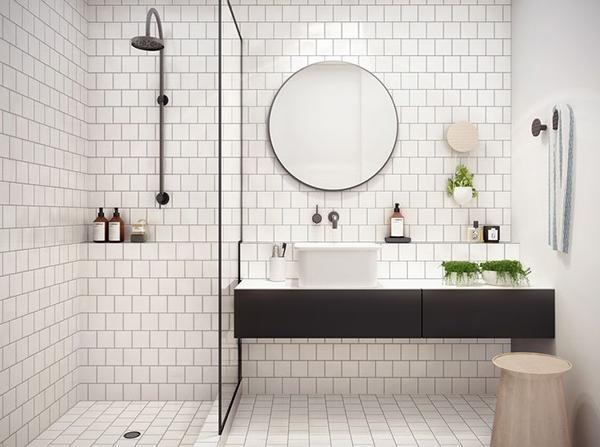 home renovation: bathroom inspiration