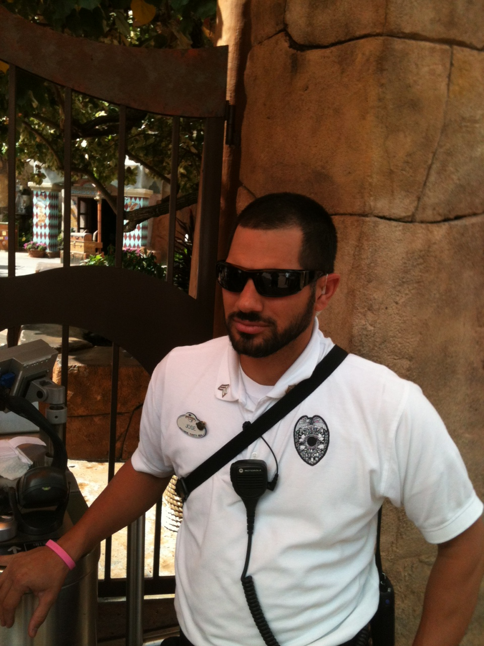 Universal Security Officer
