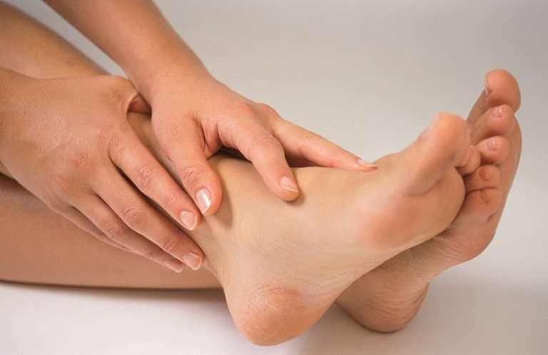 Pediküre-Training Online-normaler Hauttyp