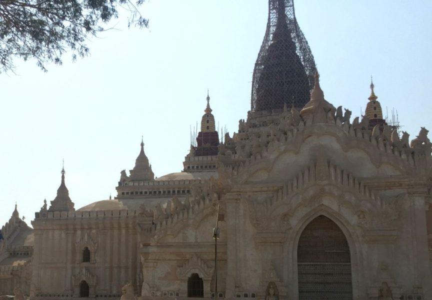 Ananda Temple (Phaya), Bagan, Myanmar (Burma)