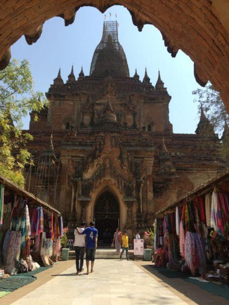 Sulamani Temple (Phaya), Bagan, Myanmar (Burma)