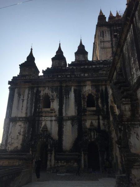 Manuha Temple Bagan, Myanmar (Burma)
