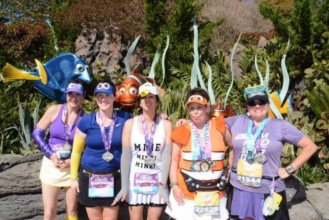 When someone says Disney, they don't always think of running. Here are a couple dozen reasons you should runDisney in honor of Global Running Day. Seeing the sunrise, dressing in costumes, fabulous medals, generous pace requirements, and so much more! Marathon | Half Marathon | 10K | 5K