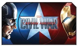 Captain America: Civil War Family Activities