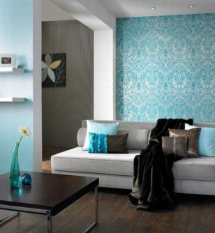 Light-blue-living-room-decoration