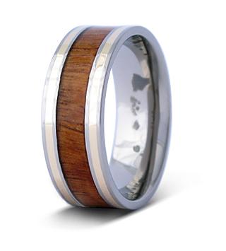 koa ring