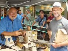 Honolulu Woodturners, current and prior years