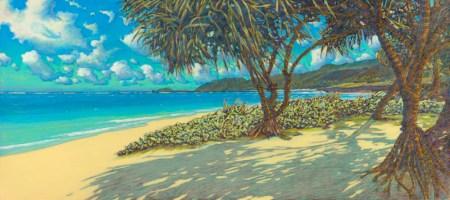 La'ie Beach to Kahana Bay Russell Lowrey